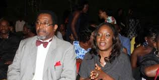 Image result for images of patrick doyle and Ireti doyle