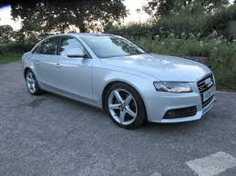 Used Audi A4 Saloon 3.0 Tdi Se Quattro 4dr in Tiverton, Devon ...