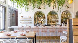 Restaurant Design Trends 2018 La Restaurant Bavel Is A Master Class In 2018 Restaurant