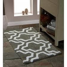 saffron fabs bath rug 100 soft cotton size 36x24 inch latex spray non