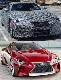 Spy Shots: Lexus LF-LC Production Prototype Spotted! | Page 5 ...