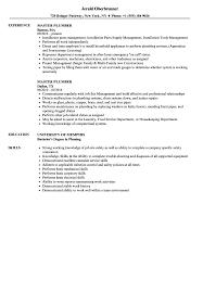 Master Plumber Resume Master Plumber Resume Samples Velvet Jobs 1