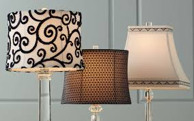 how to size a lamp shade ideas