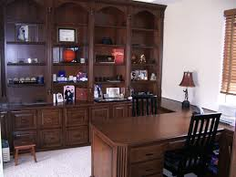 Built In Office Desk And Cabinets Woodwork Creations The Best Custom Cabinets In Southern California