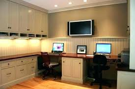 home office desks for two. Brilliant Desks Two Person Office Desk Home  Inexpensive  Throughout Home Office Desks For Two R