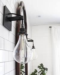 unique bathroom lighting ideas. 2. Ultra-modern Unique Bathroom Lighting Ideas S