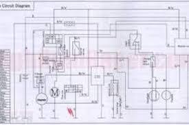 tao tao 110cc atv wiring diagram wiring diagram chinese 125cc atv wiring diagram at Redcat 110cc Atv Wiring Diagram