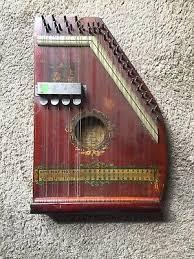 Autoharp Vintage 60s 36 String Musima Chord Harp Gdr