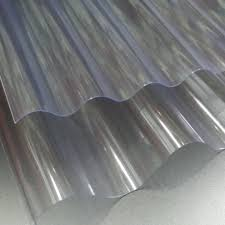 corrugated polycarbonate clear greenhouse panel sheet with coating protection view plastic panels product details from roofing