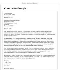 Example Of A Good Cover Letter For A Job Resume Web