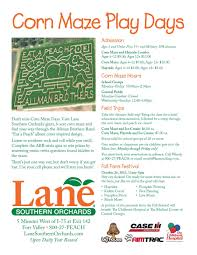 Lane Southern Orchards 6 Acre Corn Maze, <b>Allman Brothers Band</b> ...