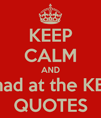 KEEP CALM AND Don't Be Mad At The KEEP CALM QUOTES Poster Keep Simple Calm Quotes
