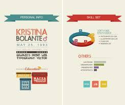 Creative Resume by Kristina Bolante