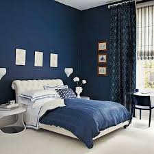Dark Blue Bedroom With White Furniture I Want This In My Room I'm Best Bedroom With White Furniture