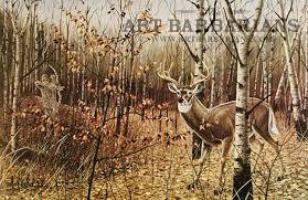 bow hunters dream by les kouba