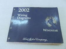 ford windstar manual 2002 ford windstar service repair manual oem factory electrical wiring diagrams