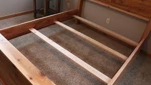 slats for diy wood bedframe