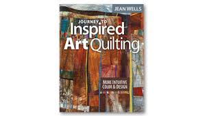 Top 10 quilting books - TextileArtist.org & Journey to Inspired Art Quilting Adamdwight.com