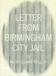 com be ever vigilant a fifth way to respond to the  be ever vigilant a fifth way to respond to the letter from birmingham jail
