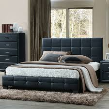 Buy Soho PU Leather Bed Frame Online in Melbourne, Australia