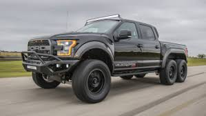 Hennessey announces production of 50 $349,000 VelociRaptor 6x6 ...
