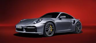 But here's what it'll really look like. 2020 Porsche 992 911 Turbo S Revealed