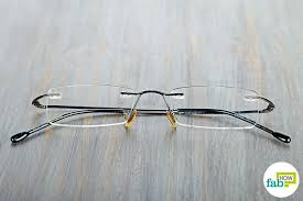 use this simple diy to remove super glue from your eyeglasses