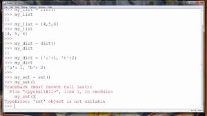 Make A List Com How To Make An Empty List Dictionary Set Or Tuple In Python