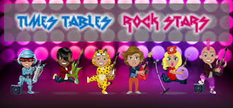 Image result for times tables rockstars login