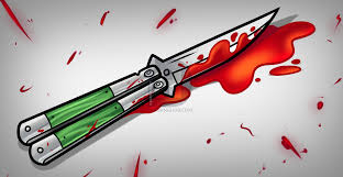 This item is needed for the collection: Drawing Knife With Blood Max Installer