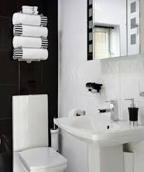 Black And White Bathroom Designs Awesome Decorating