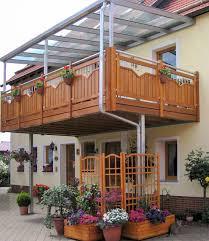 Gel Nder Balkon Sichtschutz Zaun Sichtschutzzaun Aus Meranti
