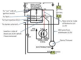 wiring a ballast resistor solidfonts ballast resistor wiring solidfonts