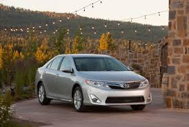 Toyota Camry : 2012 | Cartype