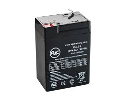 Lithonia Emergency Light Battery Details About Lithonia Elb06042 6v 4 5ah Emergency Light Replacement Battery