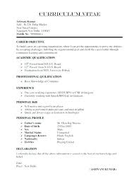Resume Template Format Enchanting Resume Template WordPress Sample Of Or Format Awesome Vita R