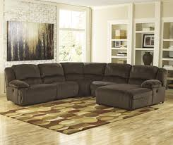 sectional with chaise and recliner. Exellent And Signature Design By Ashley Thomas Chocolate Reclining Sectional With Chaise   Item Number 5670140 To With And Recliner V