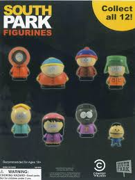 South Park Vending Machine Toys Awesome TomyGacha