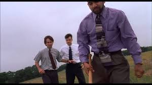 Office space picture Tps Reports Giphy Office Space Printer Scene uncensored Youtube