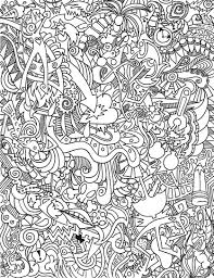 Small Picture Trippy Coloring Page Free Colouring Pages 8061