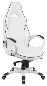 contemporary leather high office chair black. rometti highback executive office chair white with black trim contemporary leather high