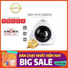 TẶNG THẺ 64G YOOSEE XỊN] CAMERA wifi yoosee siêu nhỏ gọn xem HD-360 độ sắc  nét ,Camera WIFI YooSee Giám Sát Mini Ốp Trần, Tường VR360