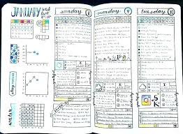 Free College Schedule Free College Student Schedule Template Budget Planner