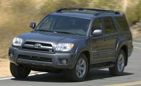 2008 Toyota 4Runner | Review | Reviews | Car and Driver
