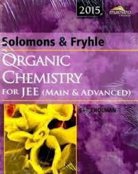 evergreen best books for jee main advanced  organic chemistry solomons