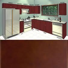 3d kitchen design 10x10 kitchen cabinets h96