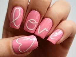Pink Nail Art Design 70 Cute Pink Nail Art Designs For Beginners