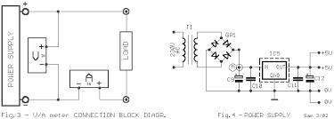 digital volt and ampere meter circuit diagram the circuit 12 volt amp meter wiring diagram digital volt and ampere meter circuit diagram