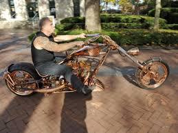 american chopper bike inspired by lady liberty arrives on liberty