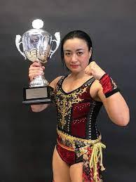 Meiko Satomura | Wiki | إمبراطورية المصارعة Amino